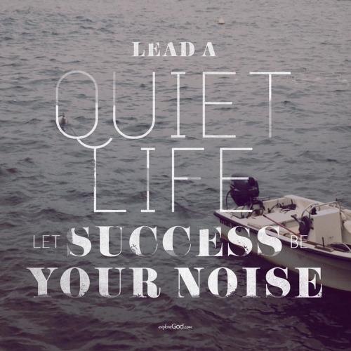 quiet-benefits