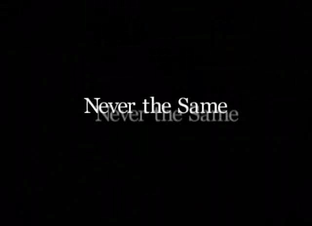 never-the-same