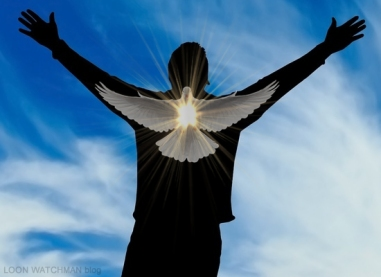holy spirit within us