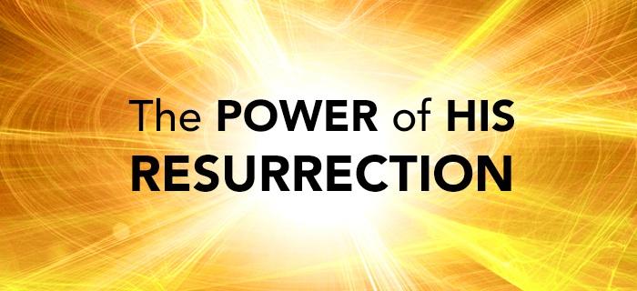 resurreciton power