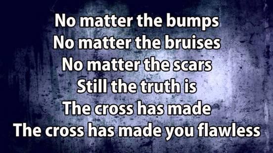the cross