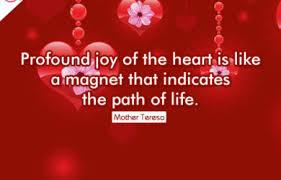 profound joy