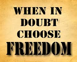 choose freedom