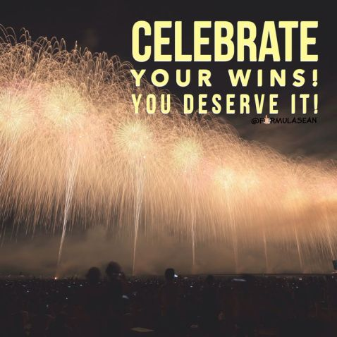 celebrate your wins