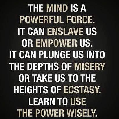 power of our brain