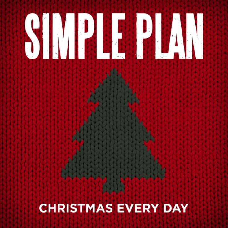 simple plan christmas everyday