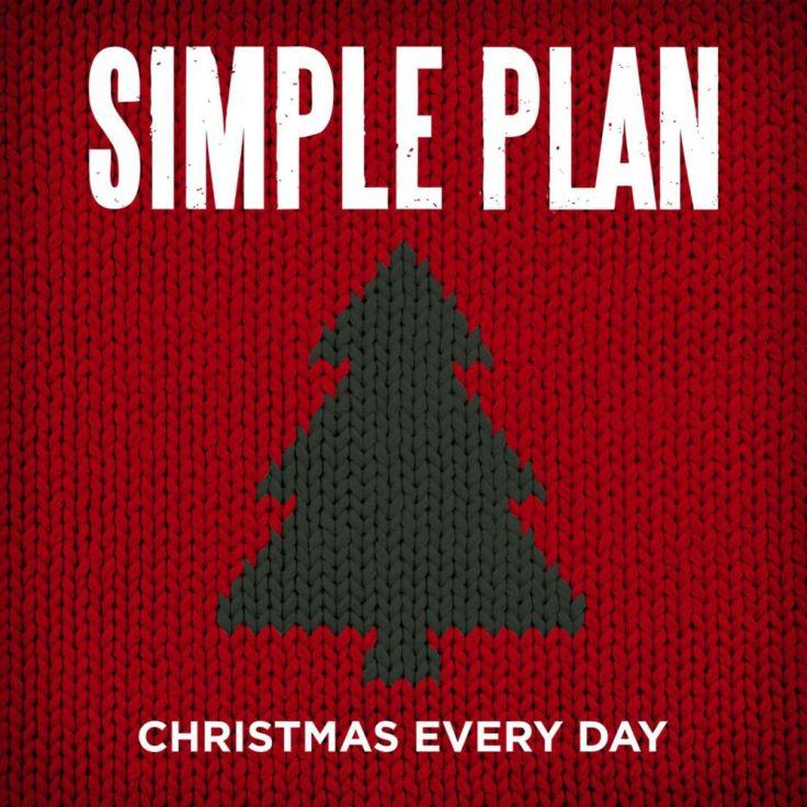 simple plan christmas everyday