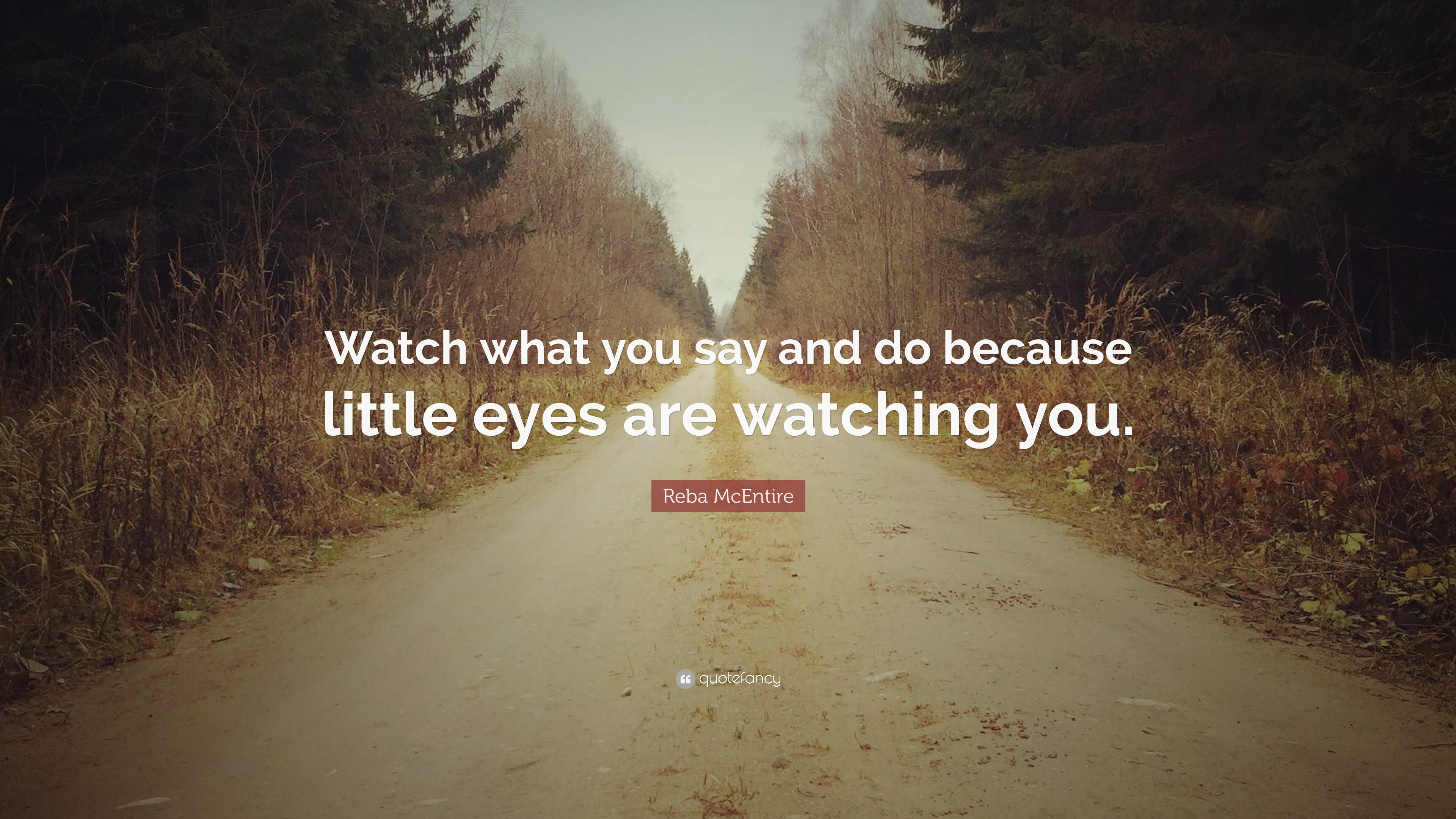 20 Mar – Little Eyes Are Watching – Dayle's Blog