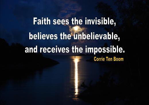 faith believes