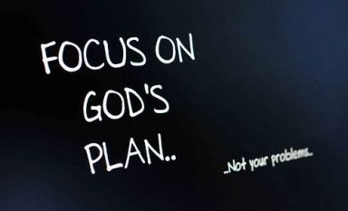 god focused